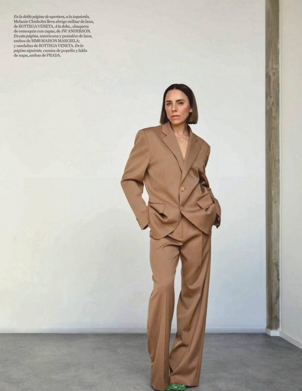Melanie Chisholm - Vogue Espana - February 2021