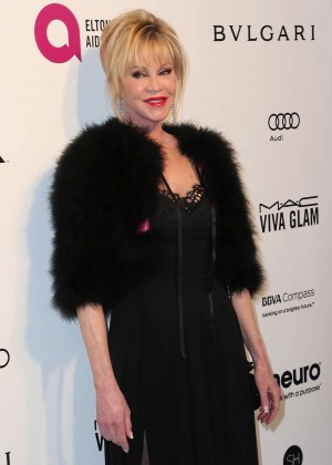 Melanie Griffith - 2016 Elton John AIDS Foundation's Oscar Viewing Party in West Hollywood