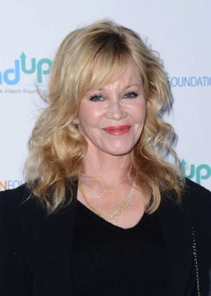 Melanie Griffith - Goldie's Love In For Kids' Event 2016 in Beverly Hills