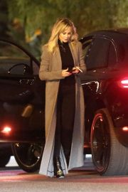 Melanie Griffith has dinner with daughters Dakota Johnson and Stella Banderas in West Hollywood