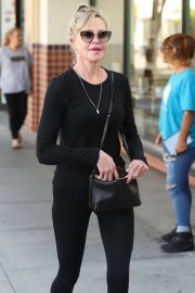 Melanie Griffith - Shopping in Beverly Hills