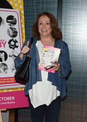 Melanie Hill - Be My Baby Press Night in Manchester