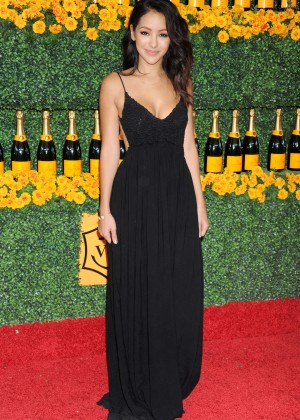 Melanie Iglesias - 6th Annual Veuve Clicquot Polo Classic in Pacific Palisades