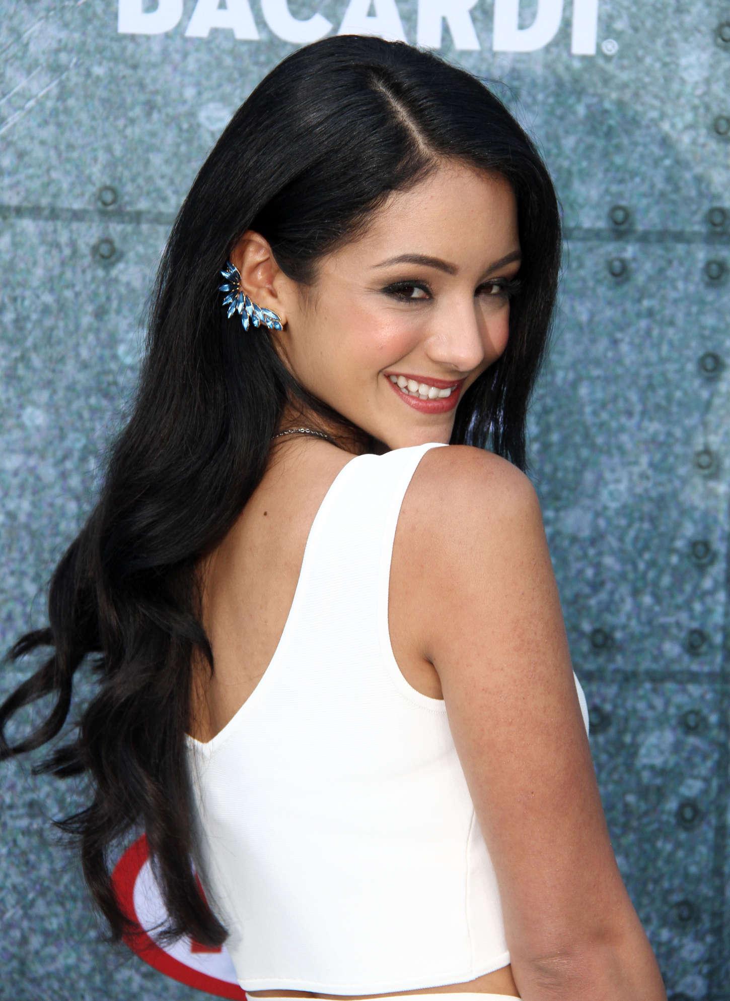 Melanie Iglesias 2015 : Melanie Iglesias: Spike TVs Guys Choice 2015 -01