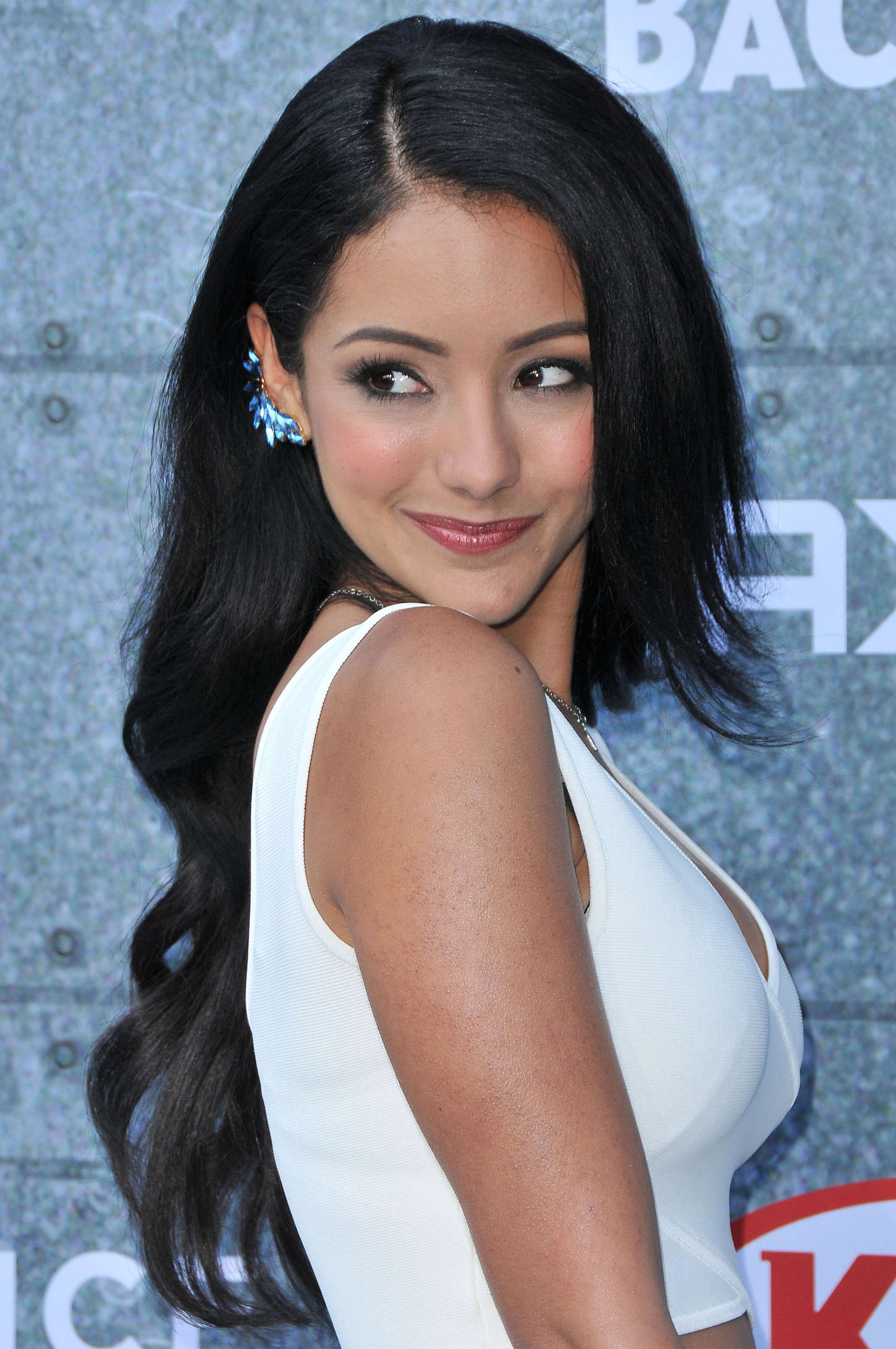 Melanie Iglesias 2015 : Melanie Iglesias: Spike TVs Guys Choice 2015 -05
