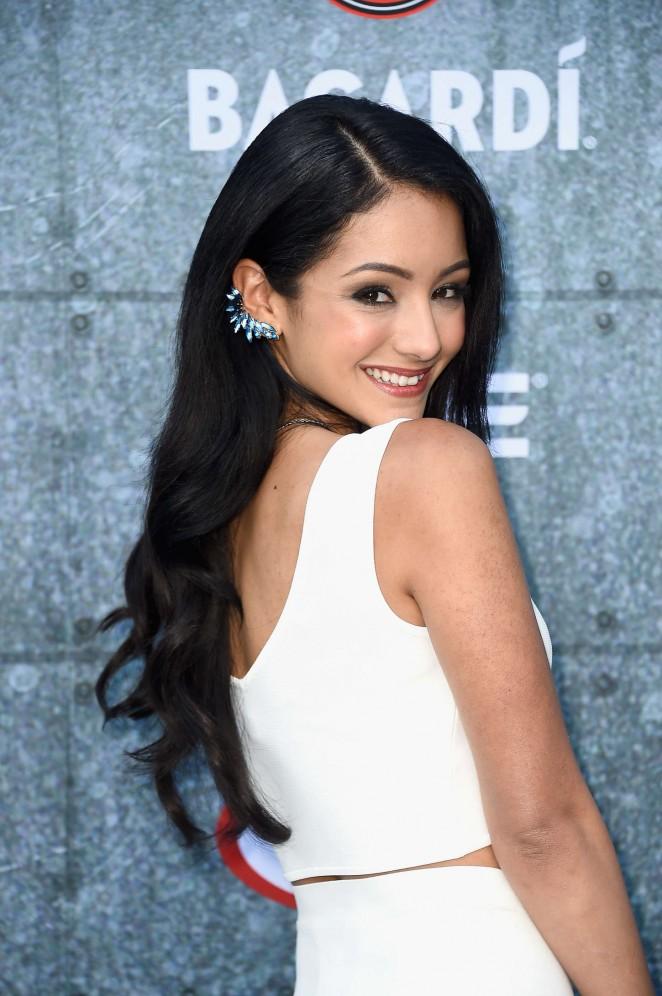 Melanie Iglesias 2015 : Melanie Iglesias: Spike TVs Guys Choice 2015 -16