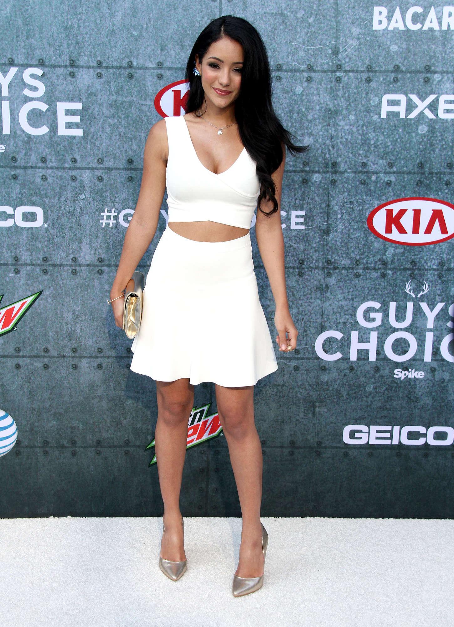 Melanie Iglesias 2015 : Melanie Iglesias: Spike TVs Guys Choice 2015 -17