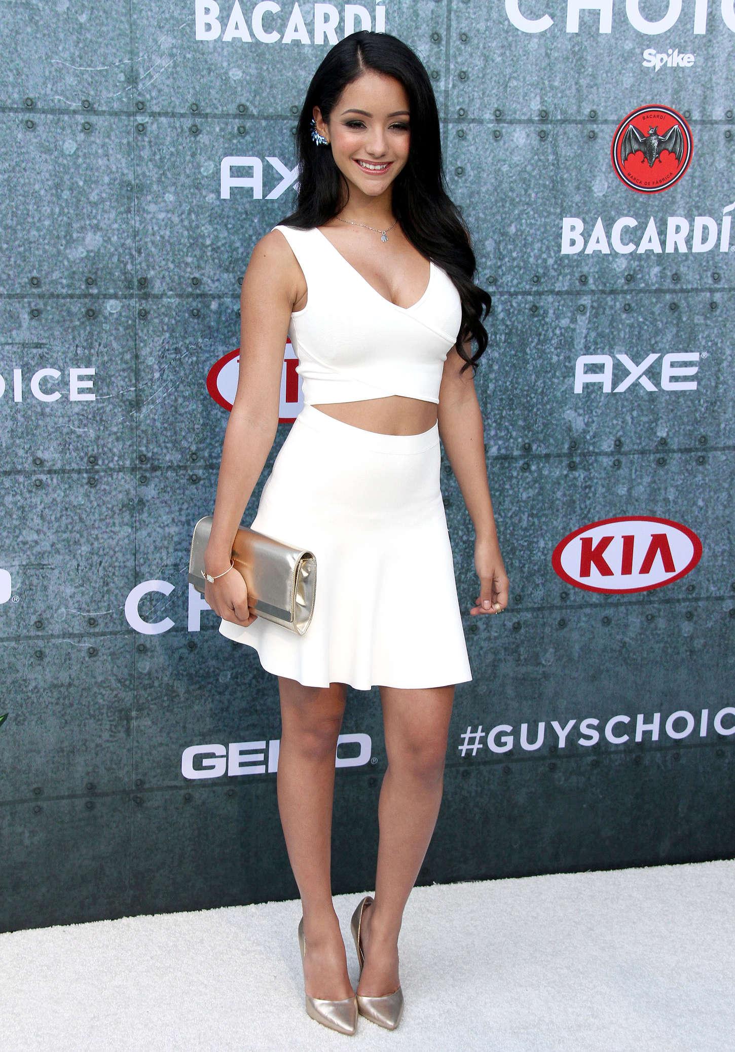 Melanie Iglesias 2015 : Melanie Iglesias: Spike TVs Guys Choice 2015 -19