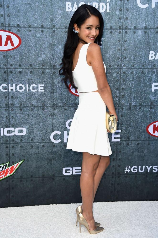 Melanie Iglesias: Spike TVs Guys Choice 2015 -23