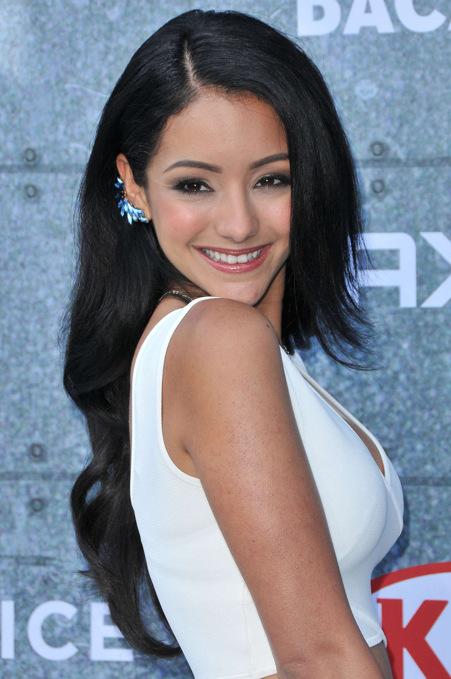 Melanie Iglesias 2015 : Melanie Iglesias: Spike TVs Guys Choice 2015 -24
