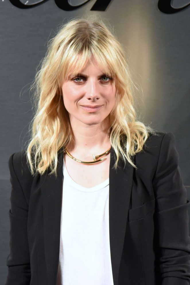 Melanie Laurent - Cartier's Bold and Fearless Celebration in San Francisco