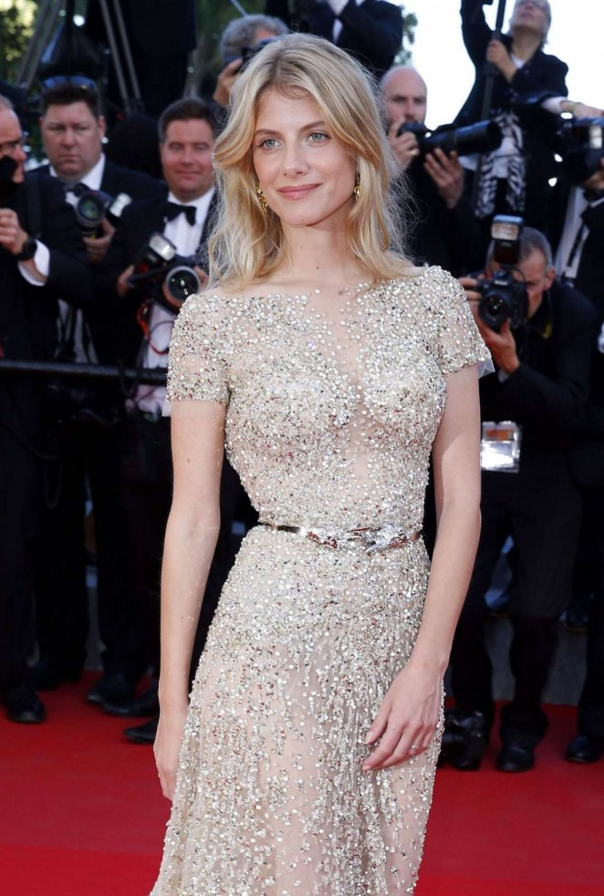 Melanie Laurent – 'Inside Out' Premiere in Cannes