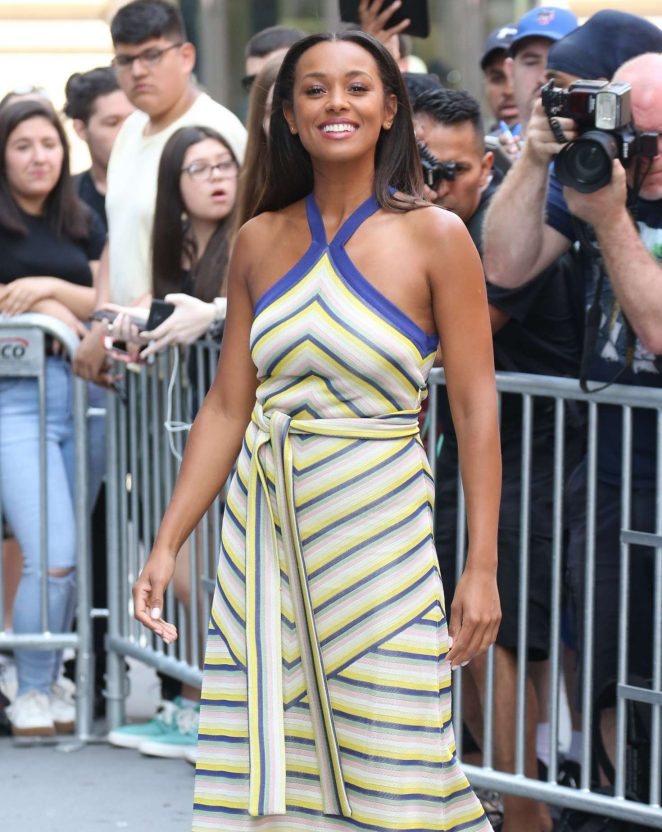 Melanie Liburd - AOL Build Speaker Series in New York