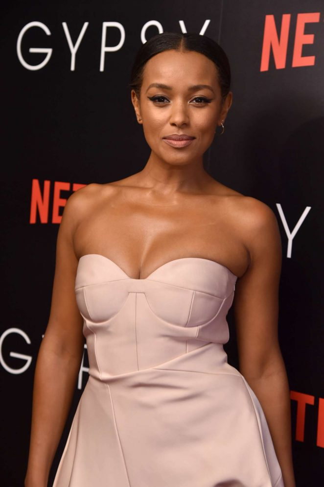 Melanie Liburd - 'Gypsy' Special Screening in New York