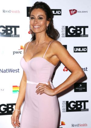 Melanie Sykes - British LGBT Awards 2017 in London