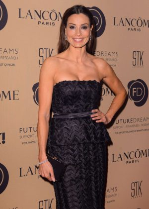 Melanie Sykes - Future Dreams Fundraising Charity Gala in London