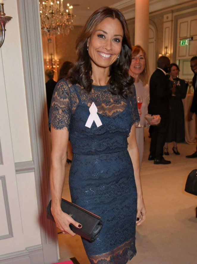 Melanie Sykes - Future Dreams's Fundraising Charity Lunch in London
