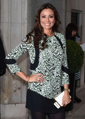 Melanie Sykes - The Year Of Mexico Lunch in London