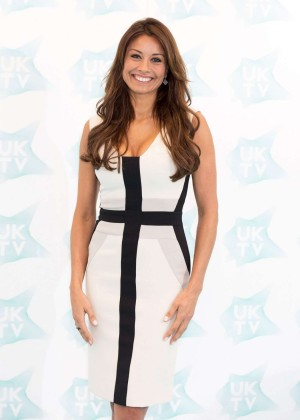 Melanie Sykes - UKTV Live Launch in London