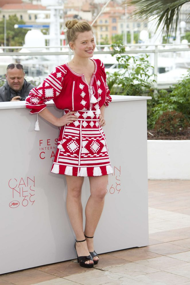 Melanie Thierry – 'La Danceuse' Photocall at 69th annual Cannes Film Festival