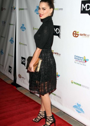 Melia Kreiling - 2015 'A Brighter Future For Children' Gala in Hollywood