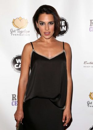 Melia Kreiling - The Care Concert in Los Angeles