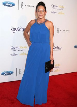 Melia Patria - 41st Annual Gracie Awards Gala in Beverly Hills