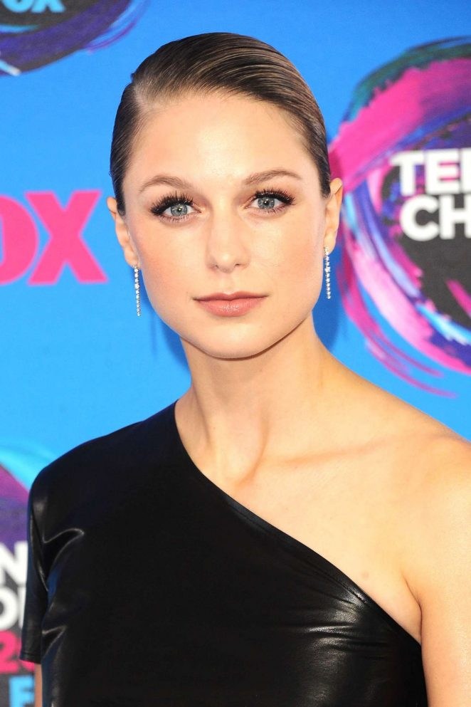 Melissa Benoist - 2017 Teen Choice Awards in Los Angeles
