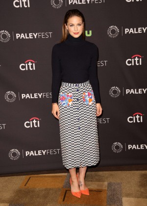 Melissa Benoist - 33rd Annual PaleyFest 'Blackish' in Hollywood