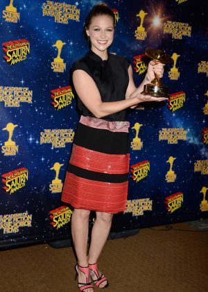 Melissa Benoist - 2016 Saturn Awards in Burbank