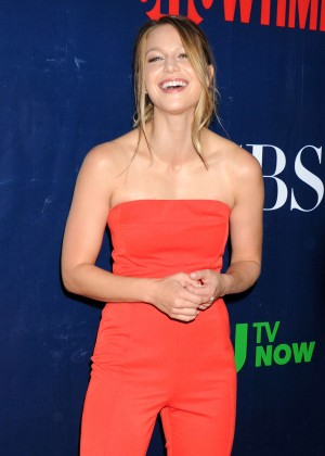 Melissa Benoist - CBS, CW and Showtime TCA Summer Press Tour Party 2015 in LA