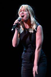 Melissa Benoist - Concert for America at Royce Hall in LA