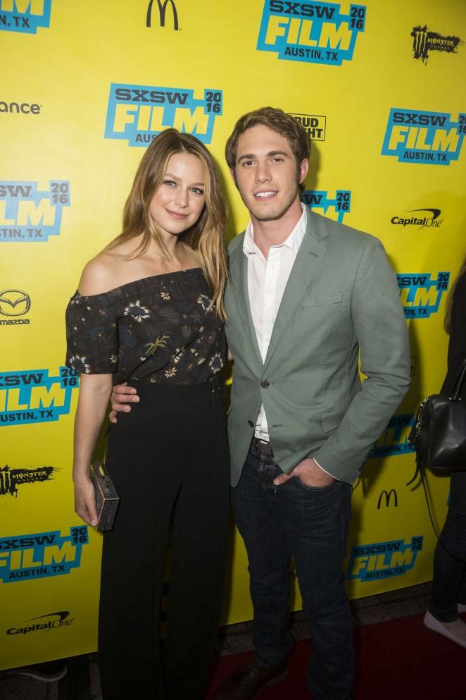 Melissa Benoist - 'Everybody Wants Some' Premiere at 2016 SXSW Film Festival in Austin