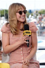 Melissa Benoist - #IMDboat at Comic Con San Diego 2019