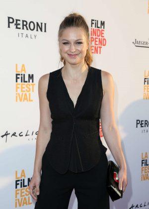 Melissa Benoist - 'Lowriders' Premiere at 2016 Los Angeles Film Festival in LA
