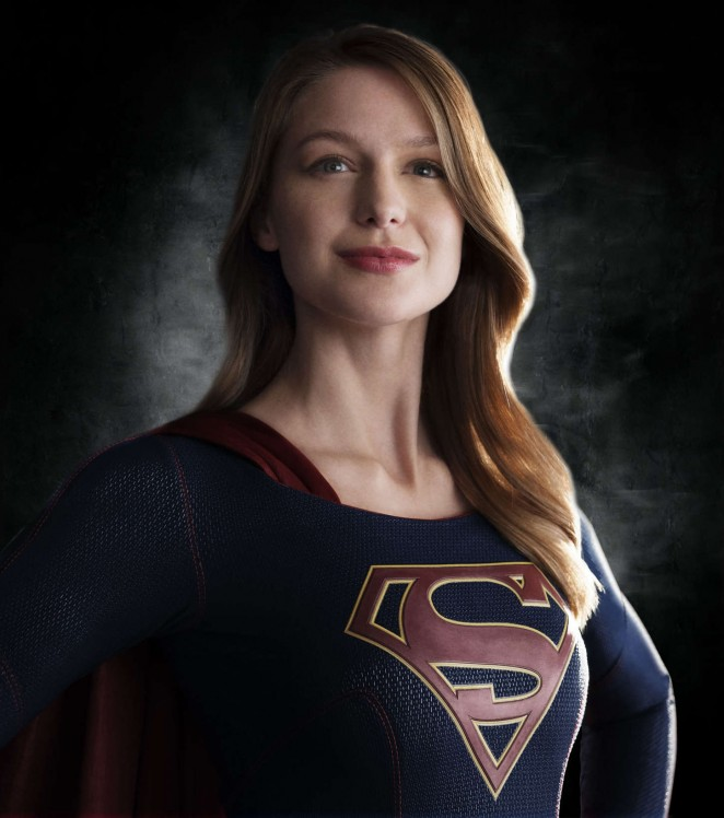 Melissa Benoist - Supergirl Posters & Promotional Stills