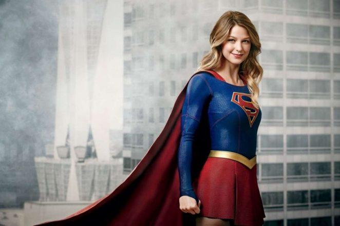 Melissa Benoist: Supergirl Season 1 Promos -01