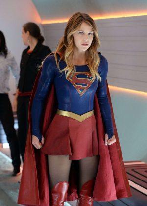 Melissa Benoist - Supergirl Season 1 Promos