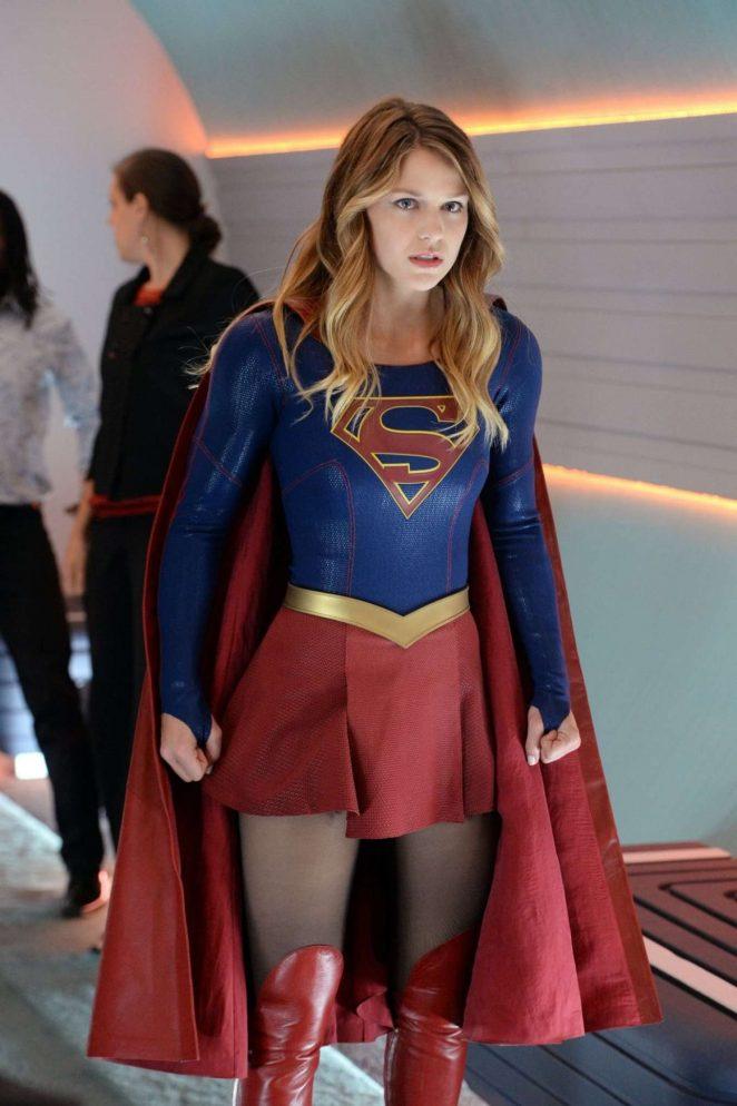 Melissa Benoist: Supergirl Season 1 Promos -05
