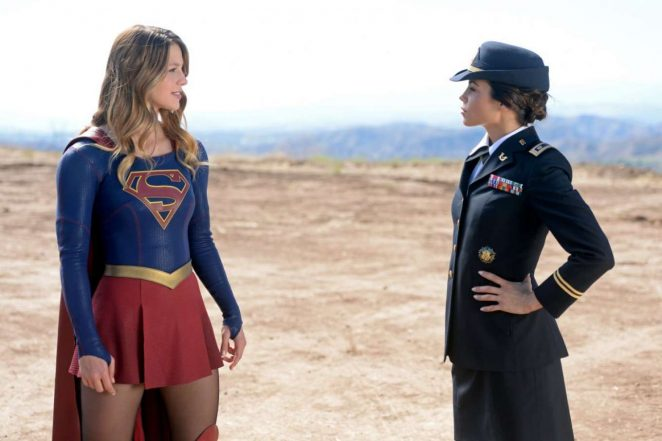 Melissa Benoist: Supergirl Season 1 Promos -06