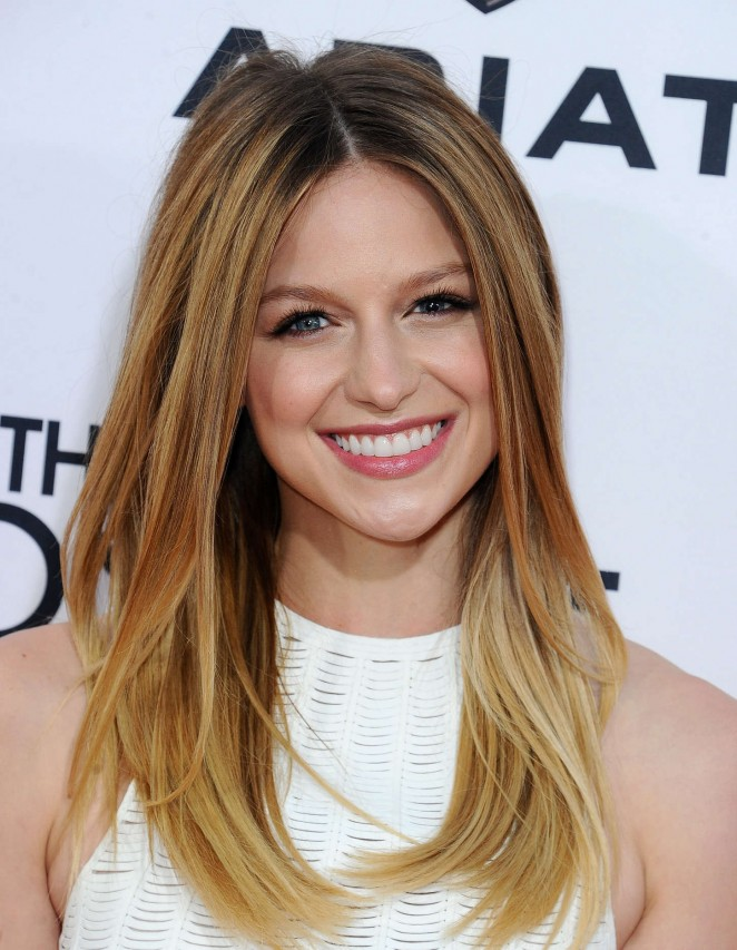 "Melissa Benoist - ""The Longest Ride"" Premiere in Hollywood"