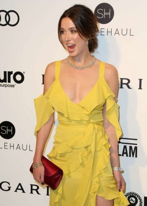 Melissa Bolona - 2017 Elton John AIDS Foundation's Oscar Viewing Party in West Hollywood