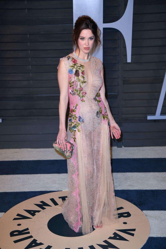 Melissa Bolona – 2018 Vanity Fair Oscar Party in Hollywood