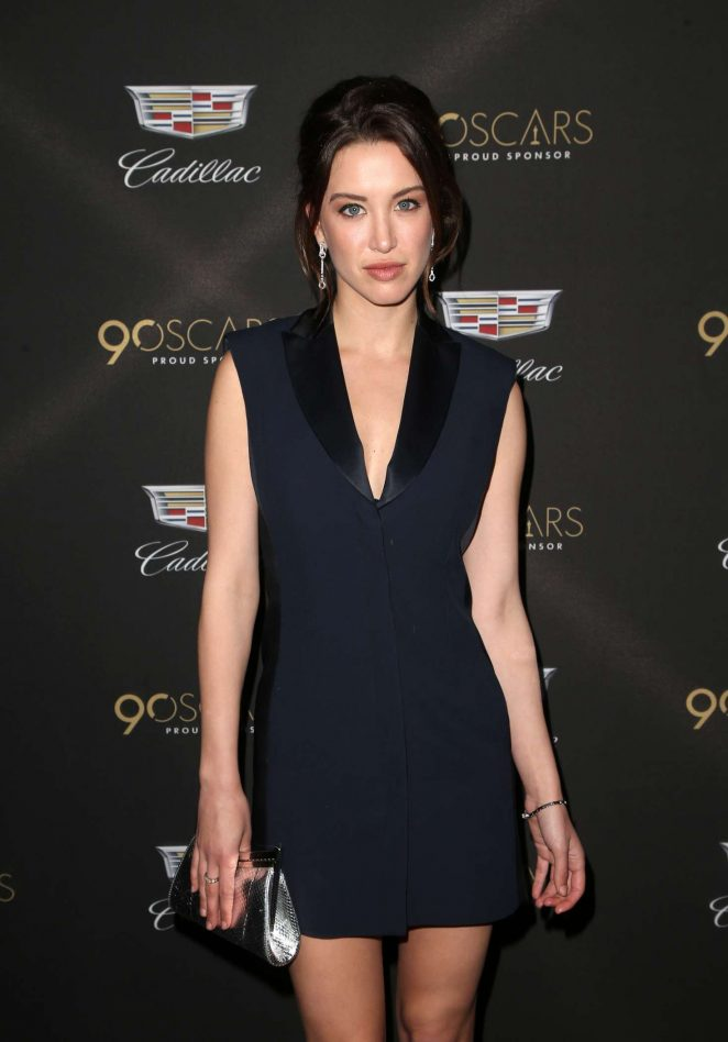 Melissa Bolona – Cadillac Oscar Celebration 2018 in Los Angeles