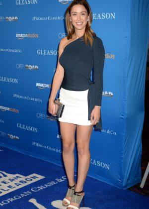 Melissa Bolona - 'Gleason' Premiere in Los Angeles