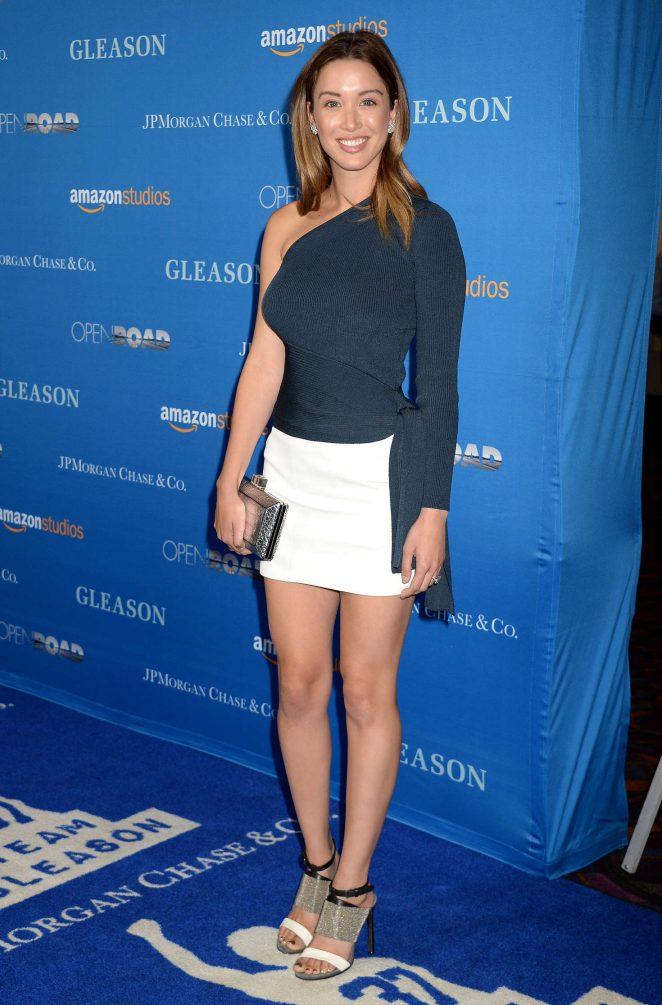 Melissa Bolona: Gleason LA Premiere -02