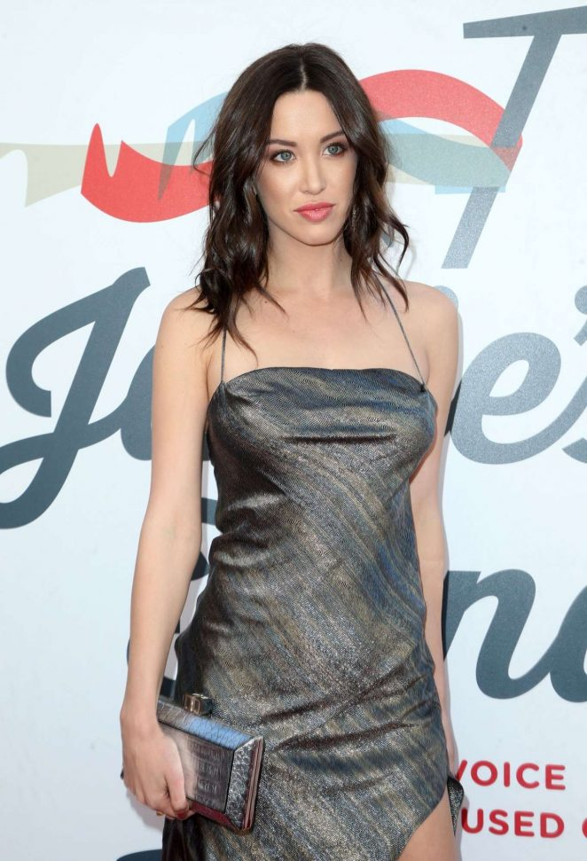 Melissa Bolona – Inaugural Janie's Fund Gala and Grammy Party in LA