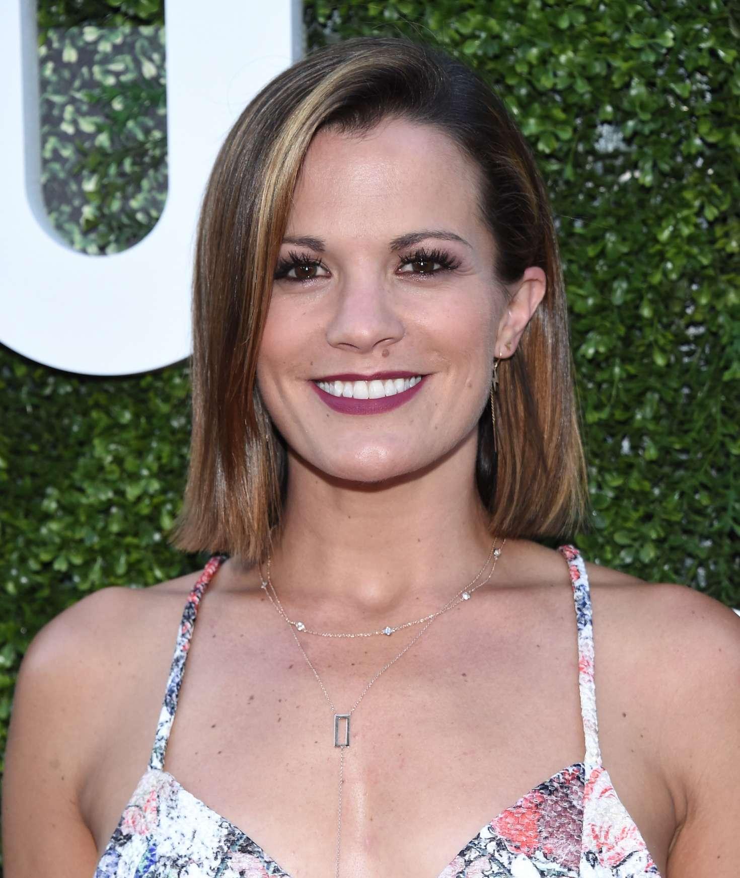 Melissa Claire Egan: 2016 CBS CW Showtime Summer TCA Party ...