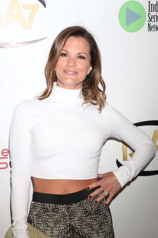 Melissa Claire Egan – 7th Annual Indie Series Awards in Hollywood