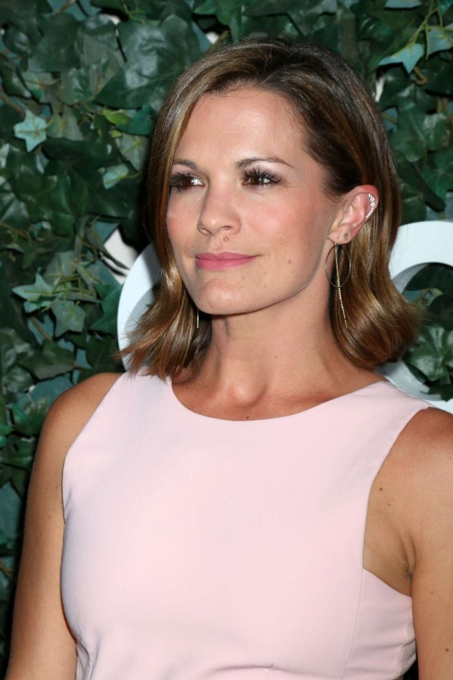 Melissa Claire Egan - CBS Daytime #1 for 30 Years Exhibit Reception in Beverly Hills